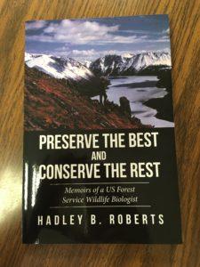 Hadley Roberts Book